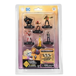 Picture of DC Heroclix Harley Quinn and the Gotham Girls Fast Forces