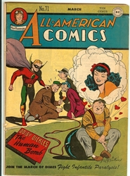 Picture of All-American Comics #71