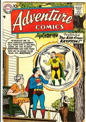 Picture of Adventure Comics #242