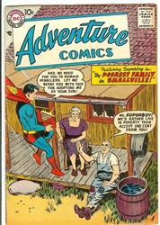 Picture of Adventure Comics #244