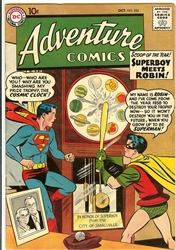 Picture of Adventure Comics #253