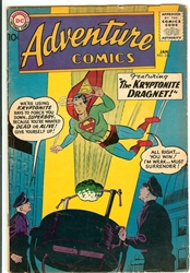 Picture of Adventure Comics #256