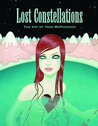 Picture of Lost Constellations Art of Tara McPherson Vol 02 HC