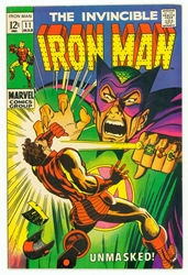 Picture of Iron Man #11
