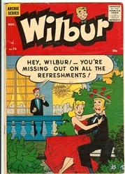Picture of Wilbur Comics #75