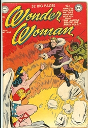 Picture of Wonder Woman #47