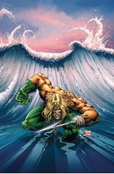 Picture of Aquaman by Peter David Vol 01 SC