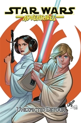 Picture of Star Wars Adventures Vol 02 SC