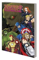 Picture of Zombies Assemble GN VOL 02