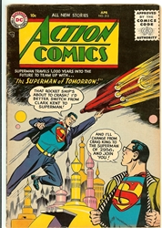 Picture of Action Comics #215