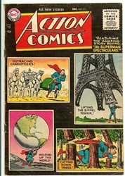 Picture of Action Comics #211