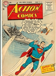 Picture of Action Comics #214