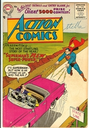 Picture of Action Comics #221