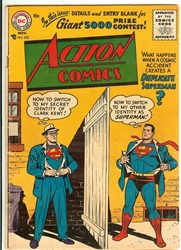 Picture of Action Comics #222