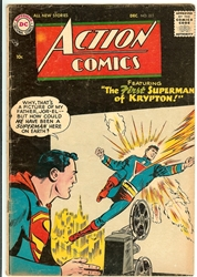 Picture of Action Comics #223