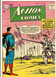 Picture of Action Comics #231