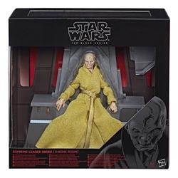 Picture of Supreme Leader Snoke (Throne Room) Star Wars Black Series Action Figure