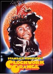Picture of Clockwork Orange Movie Poster Magnet