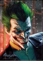Picture of Batman Arkham Origins Joker Magnet