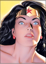 Picture of Alex Ross Wonder Woman Close Magnet