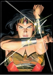 Picture of Alex Ross Wonder Woman Bracelet Magnet