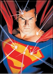 Picture of Alex Ross Superman Magnet