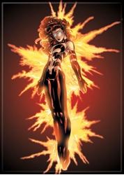 Picture of Dark Phoenix Magnet