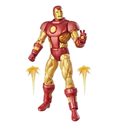 Picture of Iron Man Marvel Legends Vintage Series Action Figure