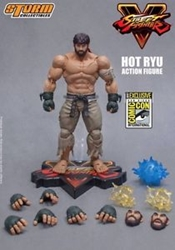 "Picture of Hot Ryu ""Street Fighter V"", Storm Collectibles 1/12 Action Figure"