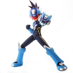 Picture of Mega Man Starforce 4-Inch-Nel Collectible Action Figure