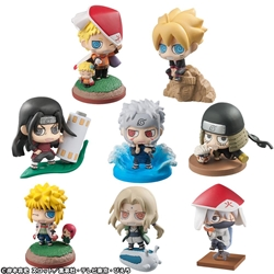 Picture of Boruro - Naruto Next Generation Petit Chara Land Figure Set