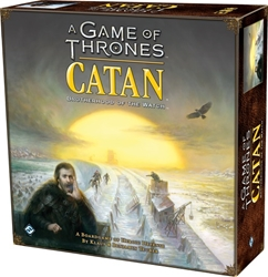 Picture of Catan Game of Thrones Brotherhood of the Watch Board Game