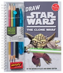 Picture of Draw Star Wars the Clone Wars