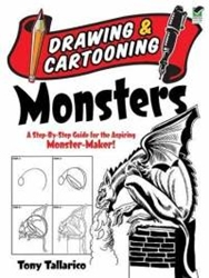 Picture of Drawing and Cartooning Monsters