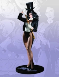Picture of Cover Girls of the DCU Zatanna Statue