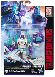 Picture of Transformers Generations Power of the Primes Dreadwind Wave 1 Figure