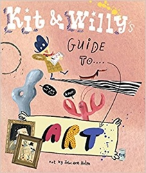 Picture of Kit and Willy's Guide to Art HC
