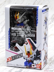 Picture of Gundam Seed Aile Strike Gundam NXEdge Action Figure