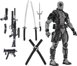Picture of Deadpool X-Force Fourth Scale Figure