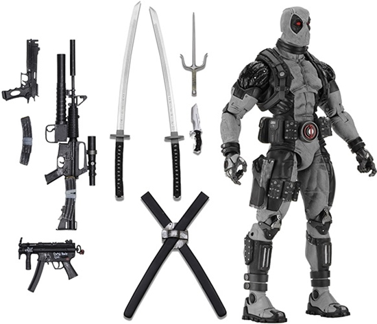deadpoolxforcefourthscale