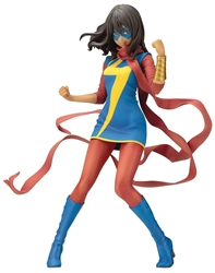 Picture of Ms. Marvel Kamala Khan Bishoujo Statue