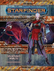 Picture of Starfinder RPG Adventure Path Dead Suns Part 3 Splintered Worlds