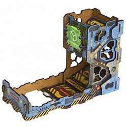 Picture of Tech Color Dice Tower