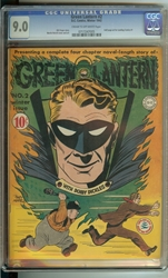 Picture of Green Lantern #2
