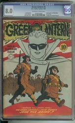 Picture of Green Lantern #4