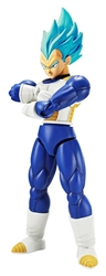 Picture of Dragon Ball Super Vegeta Super Saiyan God Super Saiyan Figure-rise Standard Model Kit