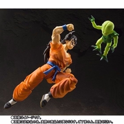 Picture of Dragon Ball Z Yamcha S.H. Figuarts Figure