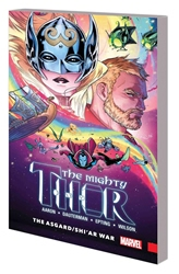 Picture of Mighty Thor (2015) Vol 03 SC Asgar/Shiar War