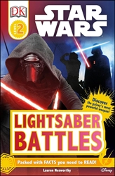 Picture of Star Wars Lightsaber Battles DK Readers Level 2 SC