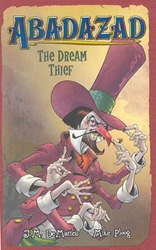 Picture of Abadazad HC VOL 02 Dream Thief